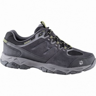 Jack Wolfskin MTN Attack 6 Texapore Low Men Herren Leder Outdoor Schuhe burly yellow, Einlegesohle, 4441178