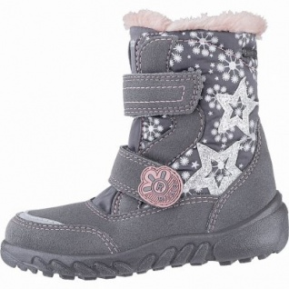 Richter Mädchen Tex Boots steel, mittlere Weite, Warmfutter, anatomisches Fußbett, 3741221/32