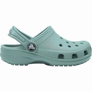 Crocs Classic Clog Kids Mädchen, Jungen Crocs tropical teal, Massage-Fußbett,...