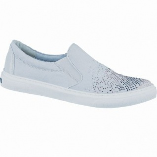 Marco Tozzi cooler Damen Synthetik Slip-on quartz, Feel me Decksohle, 1236128