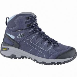 Brütting Mount Shasta High Damen Synthetik Trekking Stiefel marine, Comfortex Klimamembrane, 4440123
