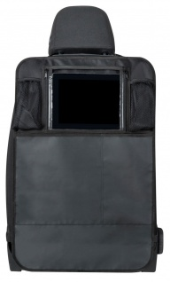 Kombination Universal Auto Tablet PC Halter + Kinder Rücksitz Organizer schwa...