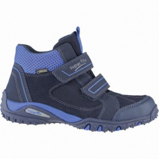Superfit Jungen Synthetik Gore Tex Boots ocean, Superfit Fußbett, 3739149/33
