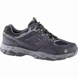 Jack Wolfskin MTN Attack 6 Texapore Low Men Herren Leder Outdoor Schuhe burly yellow, Einlegesohle, 4441178/10.0