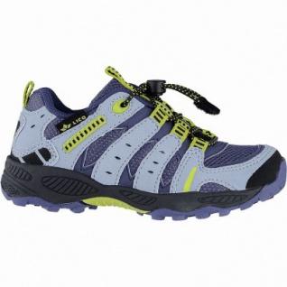Lico Fremont Jungen Nylon Trekking Schuhe marine, Textilfutter, Textileinlegesohle, 4440116/26