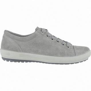 Legero softe Damen Komfort Leder Sneakers metall, Legero Leder Fußbett, Comfort Weite G, 1340111