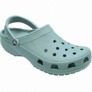 Crocs Classic coole Damen Clogs tropical teal, Massage-Fußbett, Belüftungsöffnungen, 4340107/36-37 - Vorschau 2