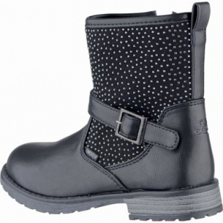 Lico Ria Mädchen Winter Synthetik Tex Boots schwarz, Warmfutter, warme Einlegesohle, 3739154/39 - Vorschau 2