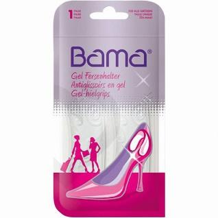 Bama Smiling Feet selbstklebende Gel Fersen Halter, verhindern Herausrutschen...