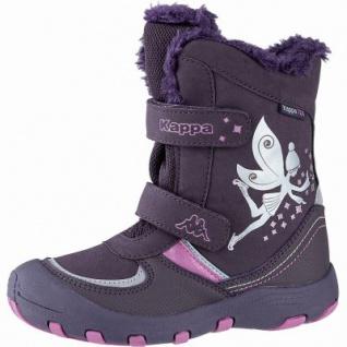Kapppa Fay Tex K Mädchen Synthetik Winter Boots purple, 13 cm Schaft, Warmfutter, warmes Fußbett, 3741131/29