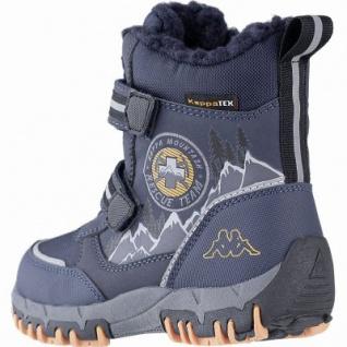 Kapppa Rescue Tex Jungen Synthetik Winter Tex Boots navy, 11 cm Schaft, Warmfutter, herausnehmbares Fußbett, 3741123/33 - Vorschau 2