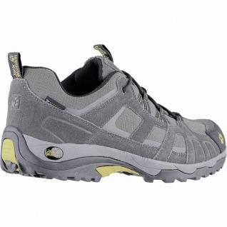 Jack Wolfskin Vojo Hike Texapore Men Herren Leder Mesh Outdoor Schuhe burly y... - Vorschau 4