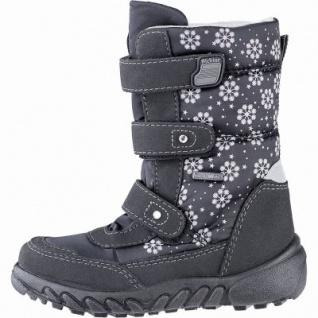 Richter Mädchen Tex Boots black, mittlere Weite, Warmfutter, anatomisches Fußbett, 3741219/40