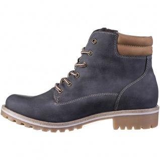 JANE KLAIN Damen Synthetik Boots dark grey, Fleecefutter, weiche Super Soft D... - Vorschau 2