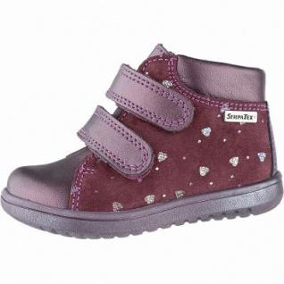 Richter Mädchen Leder Tex Boots port, mittlere Weite, angerautes Futter, warmes Fußbett, 3241127/22