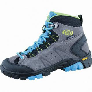 Brütting Mount Bona Hi Jungen Leder Trekking Schuhe, 4235132/32