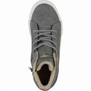Kangaroos KaVu l coole Jungen Synthetik Winter Sneakers grey, Warmfutter, warmes Fußbett, 3739137 - Vorschau 2