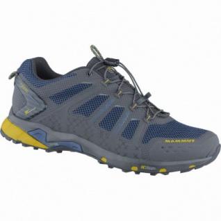 Mammut T Aenergy Low GTX Men Herren Textil Outdoor Schuhe graphit, Gripex Tri Traction-Laufsohle, 4438185/6.5
