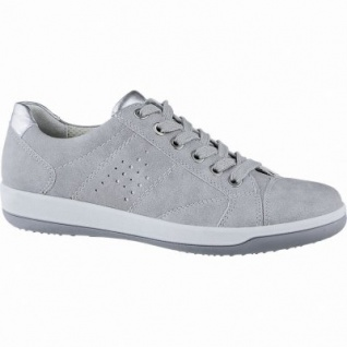 Jenny Sport Miami modische Damen Synthetik Sneakers pebble, Fußbett, Weite G, Relax Insole, 1340160