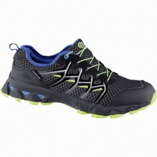 Brütting Countdown Herren Nylon Trekking Schuhe schwarz, Comfortex Klimamembrane, 4442138/38