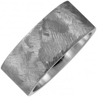 Partner Ring breit aus Titan Partnerring Titanring