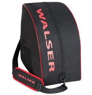 Skischuhtasche, Snowboardtasche, Ski Bootbag schwarz, wasserdichtes PES Gewebe PVC beschichtet, auch für Inliner