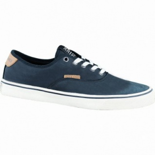 Jack&Jones JJ Surf Leather Sneaker pirate black, 2135149/44