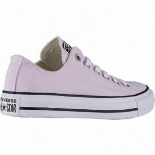 Converse Chuck Taylor All Star - OX Damen Canvas Sneakers pink foam, weiche Decksohle, Converse Laufsohle, 4142139/36 - Vorschau 2
