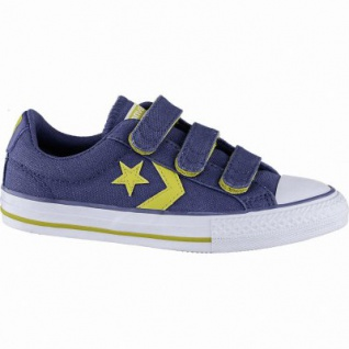 Converse Star Player EV 3V OX coole Jungen Canvas Sneakers