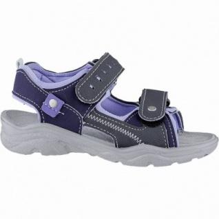 Ricosta Tajo coole Jungen Synthetik Sandalen nautic, mittlere Weite, Ricosta Leder Fußbett, 3540173/33