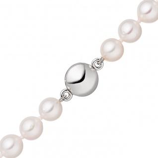 Magnet-Schließe 925 Sterling Silber Verschluss für Perlenketten