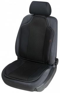 High Tec Universal Auto Sitzauflage Spacer schwarz, 3D Spacer Füllung, 30 Gra...