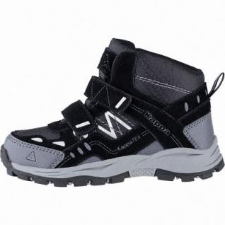 Kapppa Bliss Mid II Tex K coole Jungen Synthetik Tex Boots black, Meshfutter, herausnehmbares Fußbett, 3741126
