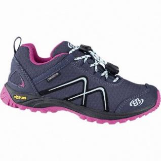 Brütting Guide Mädchen Nylon Comfortex Outdoor Schuhe marine, Textilfutter, auswechselbare Textileinlegesohle, 4441101