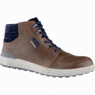 Josef Seibel Emil 07 Herren Leder Winter Boots moro, Warmfutter, Top-Dry-Tex, Fußbett, 2539183