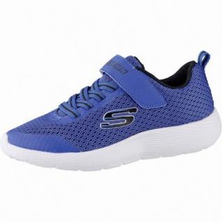Skechers Dyne-Lite coole Jungen Mesh Sneakers royal, Skechers Memory Foam Fußbett, 4042113/27