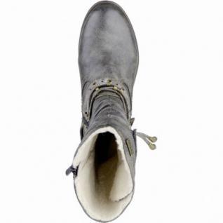 Mustang Mädchen Synthetik Winter Tex Stiefel grau, Warmfutter, warme Decksohle, 3739217/36 - Vorschau 2