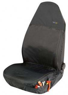 Universal Polyester Auto Schonbezug Outdoor Sports schwarz, wasserabweisend, schmutzabweisend, für Outdoor, Sport, Transport