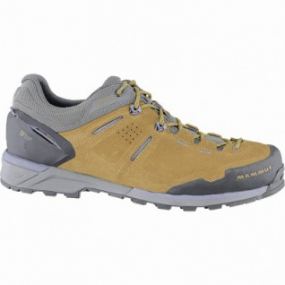 Mammut Alnasca Low GTX Men Herren Mesh Outdoor Schuhe grey, Gore Tex Ausstattung, 4440170