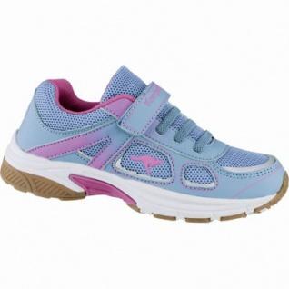 buy online 4b6ee c19c8 Kangaroos Kuna EV Mädchen Synthetik Turnschuhe blue, mit Laschen Tasche,  4039112/38