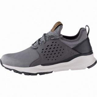 Skechers Relven Hemson coole Herren Synthetik Sneakers grey, Skechers Air-Cooled Memory Foam-Fußbett, 4241146/39