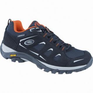 Brütting Mount Frakes Herren Synthetik Outdoor Schuhe schwarz, Comfortex Klimamembrane, 4438103/45