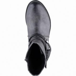 Marco Tozzi Mädchen Winter Synthetik Stiefel grey, 17 cm Schaft, Warmfutter, warme Decksohle, 3741200/33 - Vorschau 2