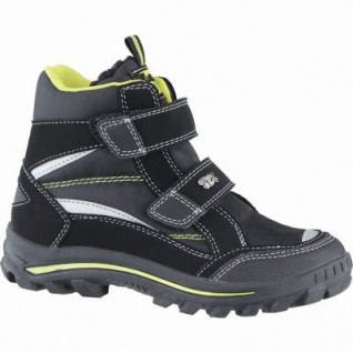 Indigo Jungen Winter Synthetik Tex Boots black, Warmfutter, warmes Fußbett, 3739169/29
