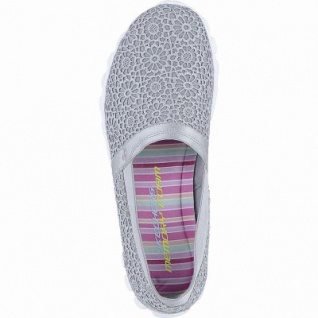 Skechers EZ Flex coole Damen Macrame Mesh Slipper black