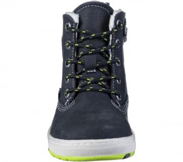 LURCHI Doug Jungen Winter Leder Boots black, breitere Passform, Tex Ausstattung - Vorschau 4