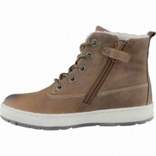 Lurchi Doug Jungen Winter Leder Tex Boots tan, Warmfutter, Fußbett, breitere Passform, 3739119 - Vorschau 2
