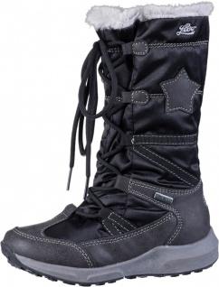 LICO Fernanda Mädchen Winter Nylon Boots schwarz, Comfortex, molliges Warmfutter