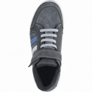 Ricosta Lennard Jungen Winter Leder Sneakers grigio, Warmfutter, warmes Fußbett, 3739184/33 - Vorschau 2