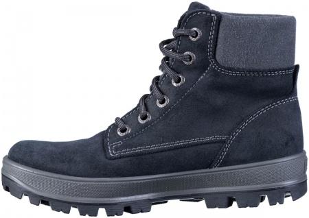 SUPERFIT Jungen Winter Leder Boots schwarz, Goretex Ausstattung, mittlere Wei... - Vorschau 3